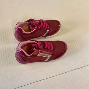Agatha Ruiz de la Prada Pink Sneaker girl Size 10